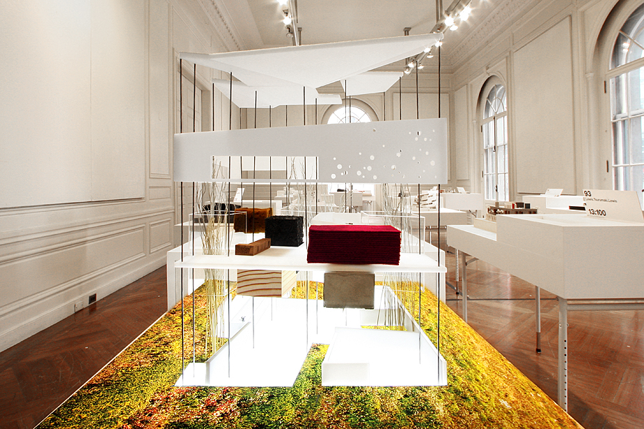 Rice+Lipka Architects — Exhibitions
