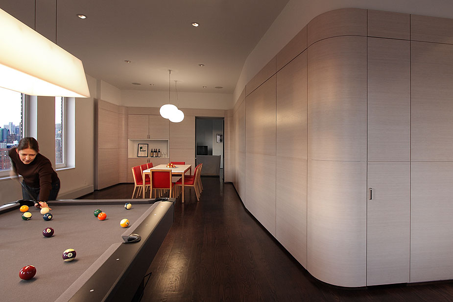 Rice Lipka Architects The Christodora Penthouse