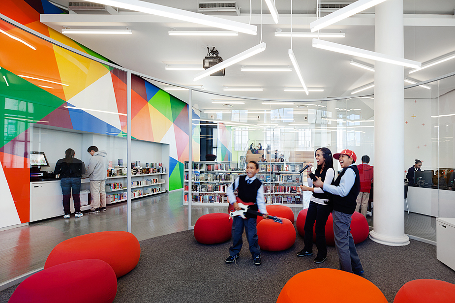 Teen Library 121