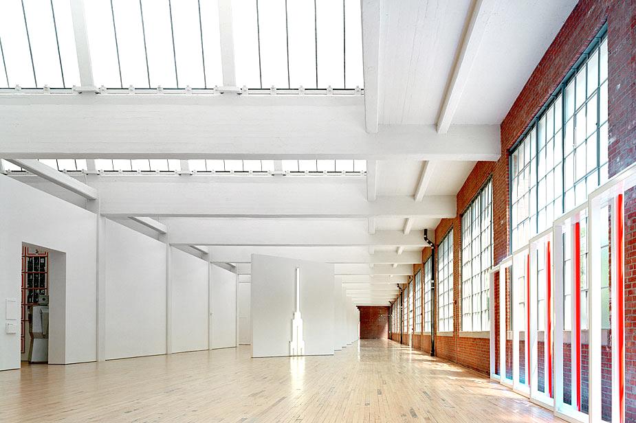 Rice Lipka Architects Dia Beacon